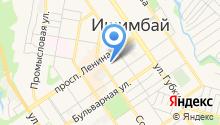 Ишимбайский участок №9 на карте