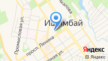 Совет городского поселения г. Ишимбай на карте