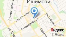 Адвокатский кабинет Ипполитовой Т.А. на карте