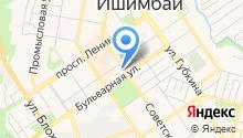 Нотариус Максютова А.Х. на карте