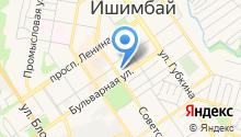 Башкирская гимназия-интернат №2 им. Ахметзаки Валиди на карте