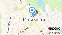 Массажный салон на карте