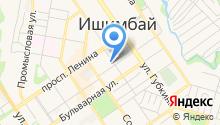 ТНТ-Навигатор на карте