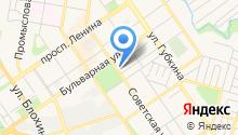 Нотариус Ризванова А.Р. на карте