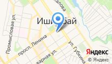 Творческая мастерская Юлии Шаховой на карте