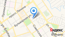 БТИ Республики Башкортостан на карте
