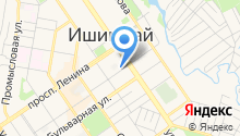 Фонд социального страхования РФ по Республике Башкортостан на карте