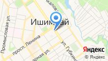 Адвокат Мамыкин А.В. на карте