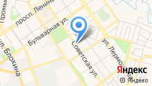 Адвокатский кабинет Фахруллин Э.Ш. на карте