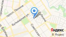 Центр занятости населения Ишимбайского района, ГКУ на карте