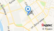 Регистрационно-экзаменационное отделение ГИБДД на карте