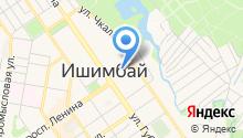 Урал на карте