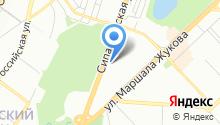 Cantry-Ufa на карте