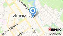 Детский сад №26, Рябинка на карте