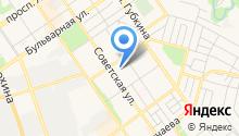 Комплексный центр социального обслуживания населения Ишимбайского района и г. Ишимбая Республики Башкортостан на карте