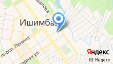 Ишимбайский профессиональный колледж на карте
