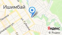 Банкомат, Банк Уралсиб, ПАО на карте