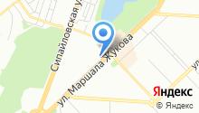 Cвадебный фотограф Ольга Ульман на карте