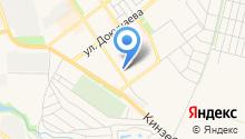 Банкомат, БАНК УРАЛСИБ на карте