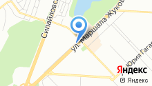 АвтоКит на карте