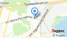 Агентство помощи на дорогах на карте