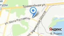 Business Trip на карте