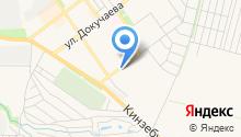 Боярская станица на карте