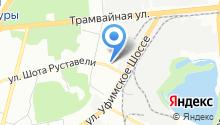 Пожарная часть №7 Калининского района на карте
