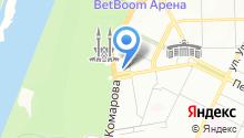 Уфимский государственный нефтяной технический университет на карте