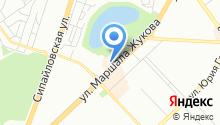 Aksacool на карте