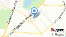 Berlin на карте