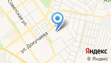Детский сад №31, Аленушка на карте