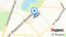 Arc на карте