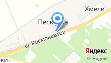Мясное место на карте
