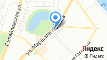 Центр товаров и услуг для автомобилистов на карте