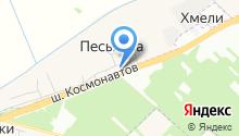 ГЕО-комплекс на карте