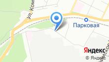 АУЕ-МОТОРС на карте