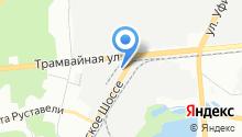CarReserved на карте