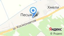 Викторг на карте