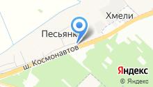 Магазин электротоваров и инструмента на карте