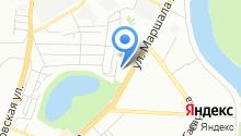 Decoupage на карте