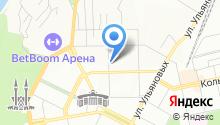 Санитарная авиация на карте