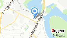 Automoda на карте