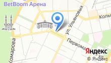 Альпари на карте