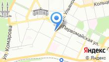 ALTECO на карте