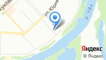 АБ на карте