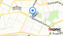 AMSTERDAM на карте