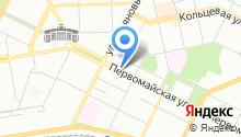 SunRose на карте