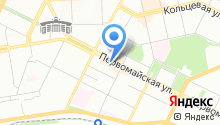 Янаульский молочный завод на карте