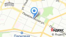 585 GOLD на карте